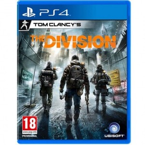 Tom Clancys The Division Game For PlayStation 4