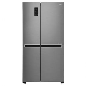 LG GRB257SLLV Side By Side Refrigerator 626 Litres Official Warranty