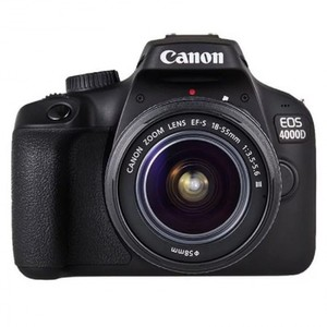 Canon EOS 4000D With 18-55mm Lens