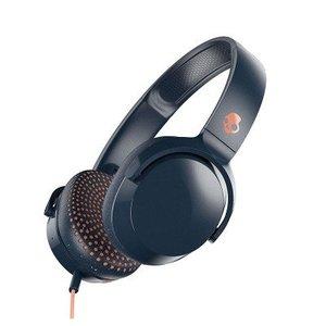 Skullcandy Riff On Ear Headphones With Mic Blue/Speckle/Sunset