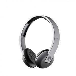Skullcandy S5URW-K609 Uproar Wireless Bluetooth On-Ear Headphones Street/Gray Fade/Heather