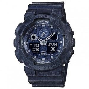 Casio GA-100CG-2ADR Watch For Men With Warranty