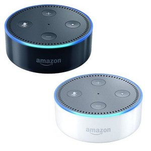 Amazon Echo Dot 2nd Generation Smart Speaker