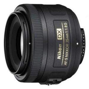 Nikon 35mm f/1.8G AF-S DX Lense
