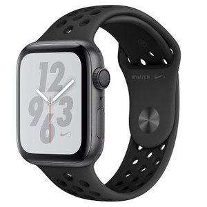 Apple Watch Series 4 MTXE2 44mm Nike+ Space Gray Aluminum Case with Anthracite/Black Nike Sport Band (GPS+Cellular)
