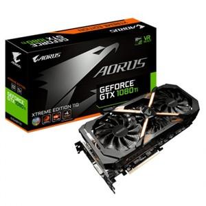 Gigabye Aorus GEForce® GTX 1080 TI Xtreme Edition 11G