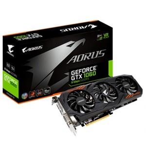 Gigabyte Aorus GeForce GTX 1060 6G 9GBPS Graphics Card