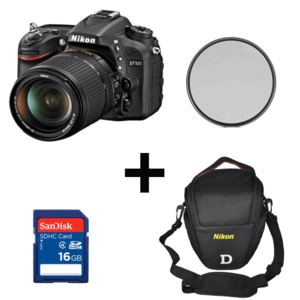 Nikon D7100 18-140mm VR Lens Dslr Camera With 16GB Card  Filter  Bag & Warranty