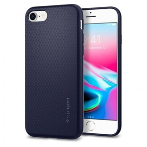 Spigen Liquid Air Case For iPhone Midnight Blue