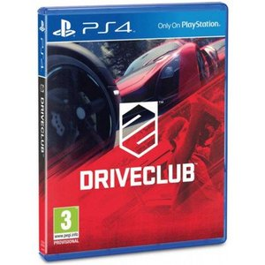 Driveclub Game For PlayStation 4