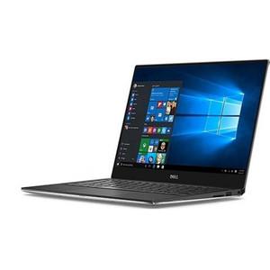 DELL XPS 13-1192 CORE i7 8550U 16GB 512SSD 13.3 TOUCH UHD INTEL HD Sliver Windows10 PRO