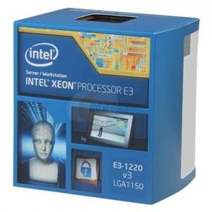 Intel E3-1220 v3 Xeon Processor 8M Cache  3.10 GHz