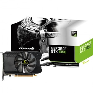 Manli GeForce® GTX 1050 2GB 128 Bit With 1 Year Warranty