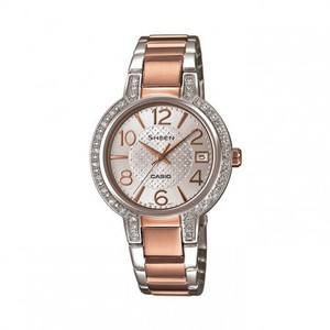 Casio Sheen SHE-4804SG-7AUDR Watch For Women With Warranty