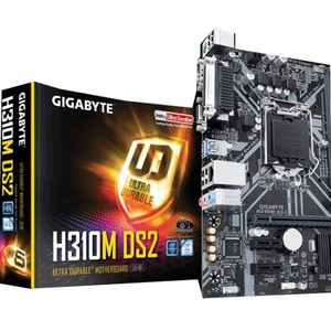 Gigabyte Motherboard H310m-DS2 With Official Warranty