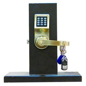 MBS Smart Lock with 4 in 1 Access With Warranty