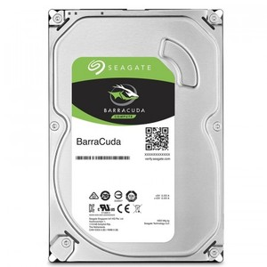 Seagate Barracuda 3.5 2TB SATA 7200RPM 6GB/S HDD with Warranty