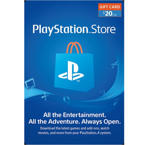 USA Playstation Network Gift Card $20
