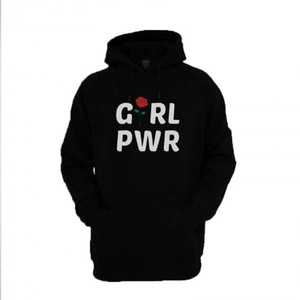 Girl Power Hoodie By Next Level Clothing