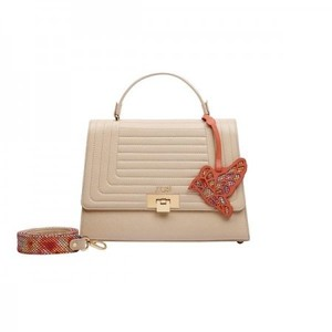Charme Bisque Hand Bag By Julke