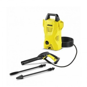 Karcher K2-Pressure Washer Yellow & Black
