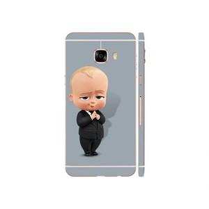 Boss Baby Mobile Skin For Samsung