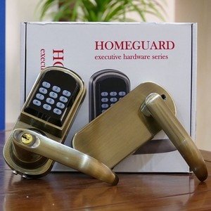 Homeguard Executive Smart Lock 2 In 1 Access With Warranty
