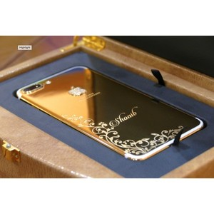 Get Your Phone 24 Carat Gold Plated (With Warranty & Certificate)