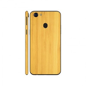 Wood Tex Mobile Skin For Oppo F5