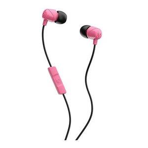 Skullcandy Jib In-Ear Ear Buds With Mic Pink