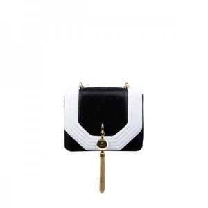 Stellar Black Hand Bag By Julke