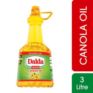 Dalda Canola Oil 3 Litre