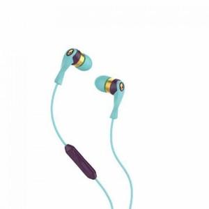 Skullcandy S2IKHY-397 Winkd Womens Headphones with Earbud  MicRobin/Smoked Purple