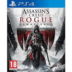 Assassins Creed Rogue Remastered Game For PlayStation 4