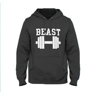 Beast Hoodie By Next Level Clothing