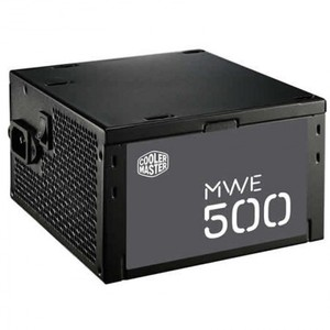 Cooler Master MWE 500 - 500 Watt Active PFC Power Supply