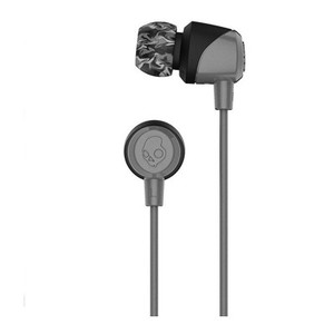 Skullcandy S2DUL-J522 JIB Wired Headset With Mic (Black / Black)