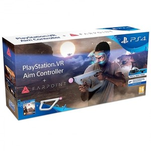 Sony PlayStation VR Aim Controller With Farpoint