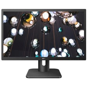 AOC 20E1H 19.5 HD LED Monitor With VGA & HDMI