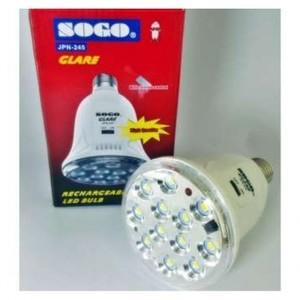 Sogo JPN-245 Rechargeable Energy Saving Lights