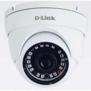 D-Link DCS-F4612 2 Megapixel Full HD Outdoor PoE Dome Camera