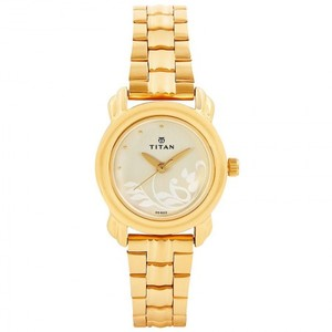 Titan 2534YM01 Watch For Women With Official Warranty