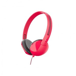 SkullCandy S2LHY-K570 Stim On-Ear Headset - Red