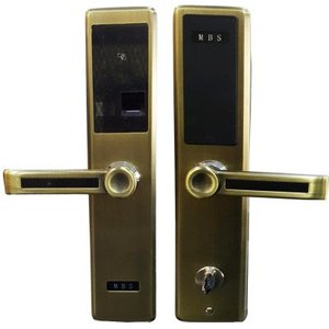 MBS Homeguard Executive Smart Lock 4 In 1 Access With Warranty