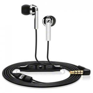 Sennheiser CX 2.00G Earbuds Integrated Mic Black