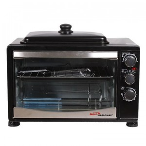 Gaba National GNO-1538 Electric Hot Plate Oven With Warranty