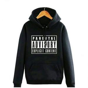 Parental Advisory Hoodie By Next Level Clothing
