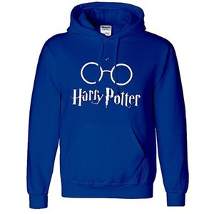 Harry Potter Hoodie By Next Level Clothing