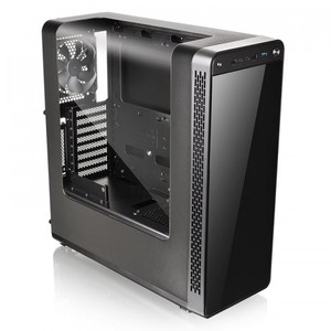 Thermaltake View 27 Black Edition Gull Wing Mid Tower Casing