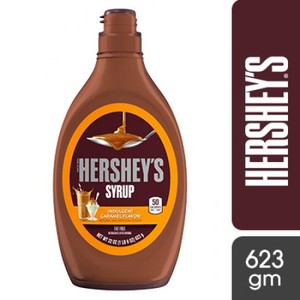 Hersheys Syrup Caramel 623 Gm